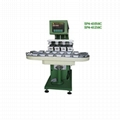 4-color pad printing machine