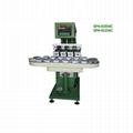 4-color pad printing machine