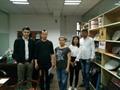 乌兹别克斯坦客人访问高宝印刷机械有限公司