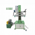 Hydraulic hot stamping