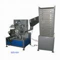 Round-object screen printing machine