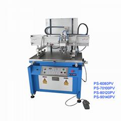 薄膜開關精密絲印機-PS-80120PV