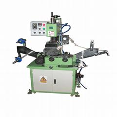 Webbing hot stamping machine