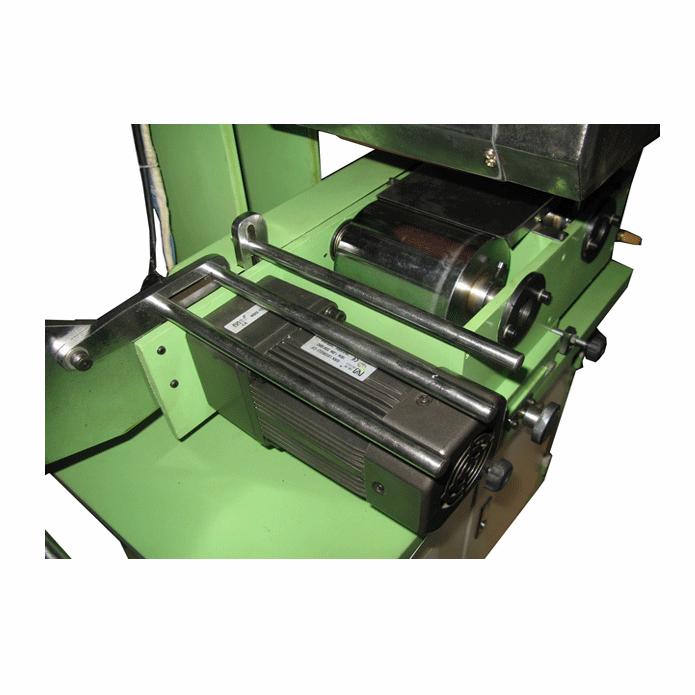 Webbing hot stamping machine 3