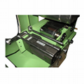 Webbing hot stamping machine