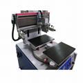 吸氣式雙工作台平面絲印機 2