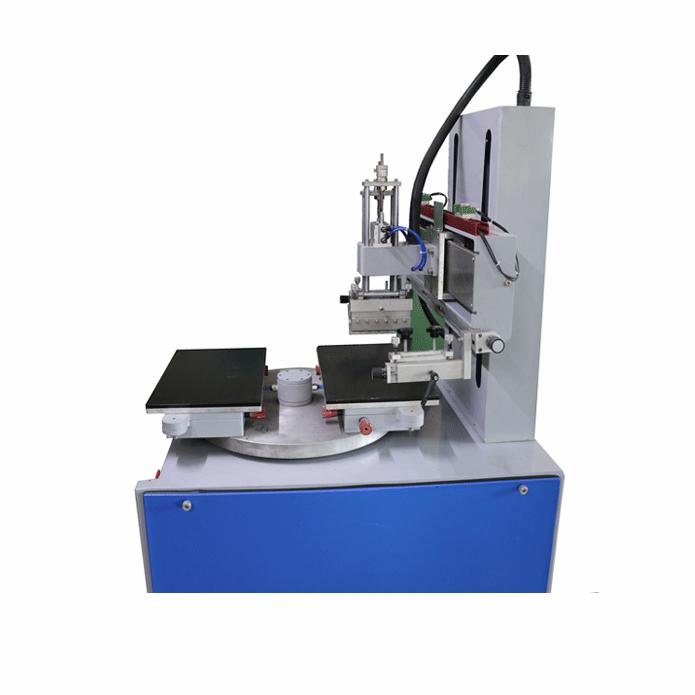 吸氣式雙工作台平面絲印機 5