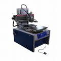 吸氣式雙工作台平面絲印機 1