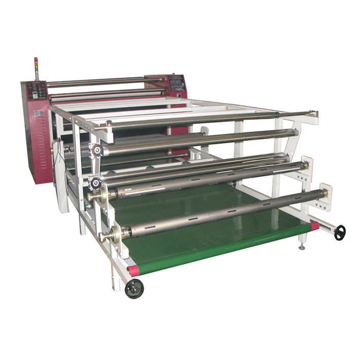 Roller sublimation transfer machine(BB42190) 4