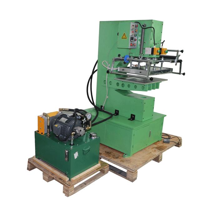 Shopping bags Hydraulic hot stamping machine(HH-TC4060LPT) 1