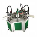 自动三色平面丝印机