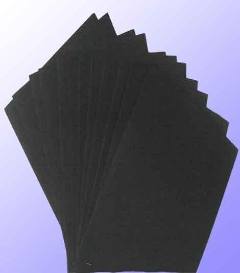 black paper for photo album and hanger 2