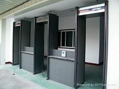 供應多區位安檢門