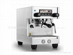 臺灣進口克魯伯單頭半自動咖啡機F1