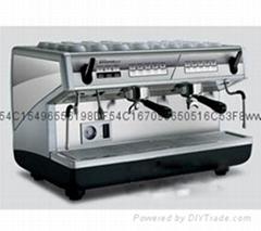 圣马可SM la san marco 100-E 双头电控半自动咖啡机