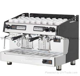 圣马可SM la san marco 100-E 双头电控半自动咖啡机 4