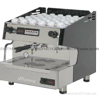 圣马可SM la san marco 100-E 双头电控半自动咖啡机 5