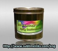 Dye Sublimation Inks for offset printing Machine ( FLYING-FO-GR )