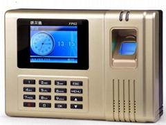 自助指紋考勤機免軟件實用型廠家威爾迪