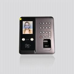 深圳威爾迪FP69自助人臉指紋考勤機廠家