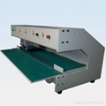 Circuit board sub-board machine