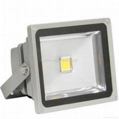 30W LED 投光燈 225X185X130mm