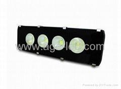 280W LED 投光燈 4頭燈 920X360X220mm