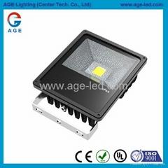 AC85-277V.IP65,尺寸253x194x95mm.50W LED 投光燈