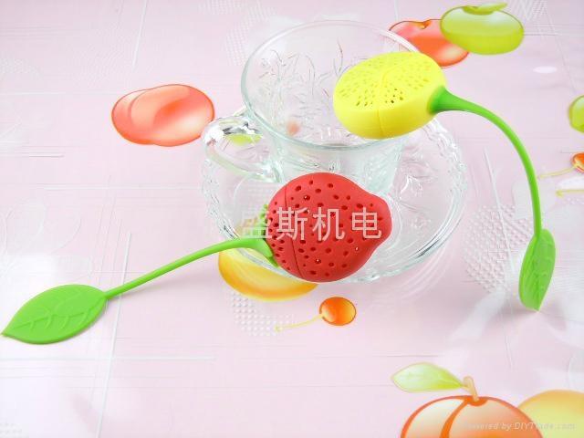 硅膠泡茶袋 2