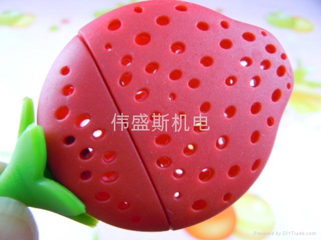 硅膠泡茶袋 5