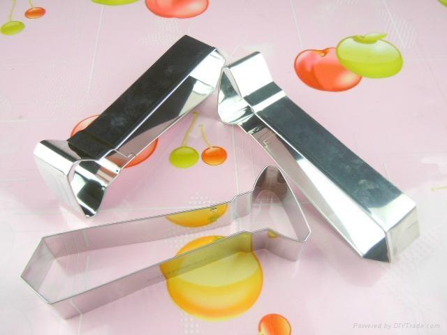 食品級不鏽鋼水果切模 1