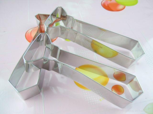 食品級不鏽鋼水果切模 3