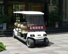 八座高爾夫觀光車