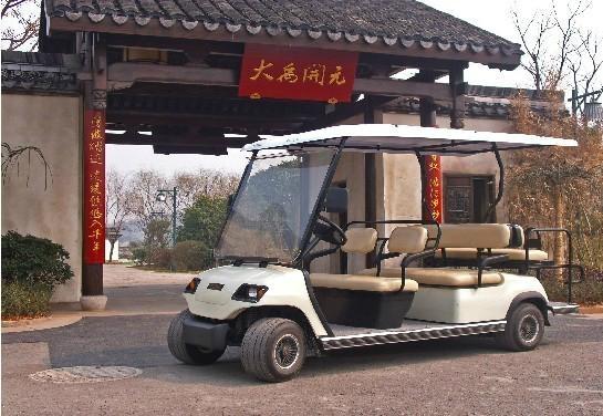六座高尔夫观光车 1