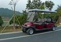 六座高尔夫观光车 2
