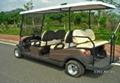 六座高尔夫观光车 5
