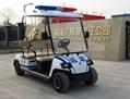 高爾夫電動巡邏車