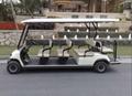 成都十一座电动高尔夫球车 4