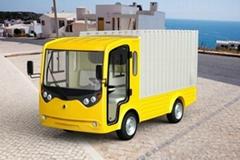 電動箱式貨車