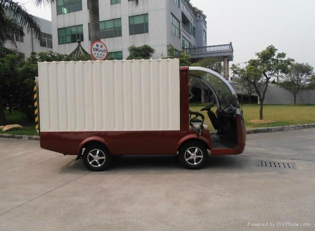 电动箱式货车 3