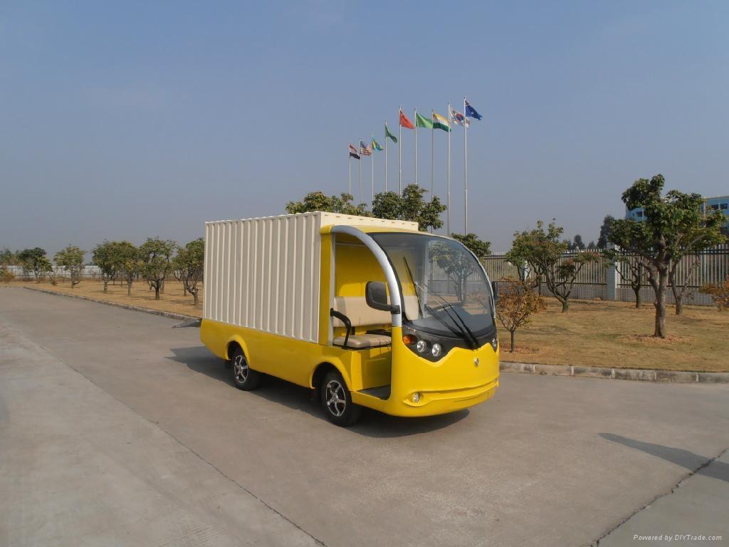 电动箱式货车 4