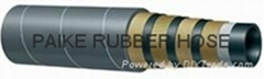 SAE 100 R9 Steel Wire Spiral Hydraulic Hose In China