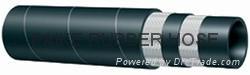 SAE 100 R3 Fiber Braided Rubber Hose 1