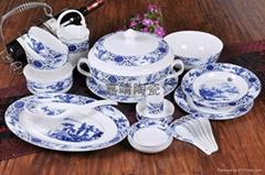 陶瓷餐具景德镇骨瓷餐具