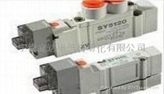 SMC電磁閥SY5120系列