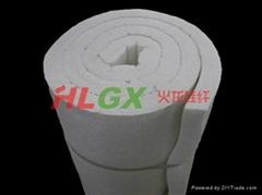 陶瓷纤维毯导热率最低的隔热材料