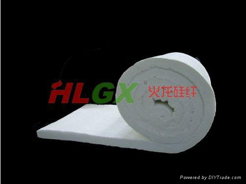 Ceramic Fiber Spun Blanket 3