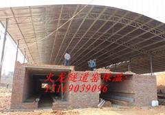 吊板砖改建耐火纤维棉块