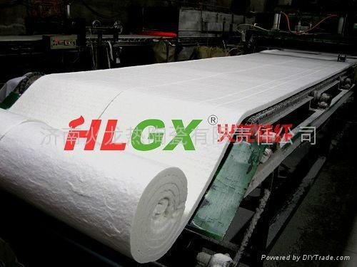 管道保温材料陶瓷纤维甩丝毯 2