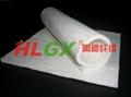 气凝胶毡导热率最低的绝热材料